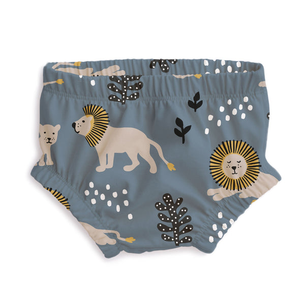 Bloomers - Lions Slate Blue