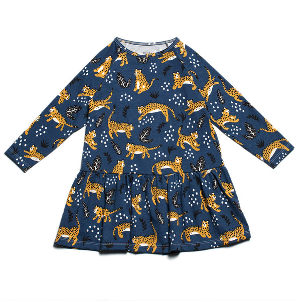 Chicago Dress - Wildcats Navy