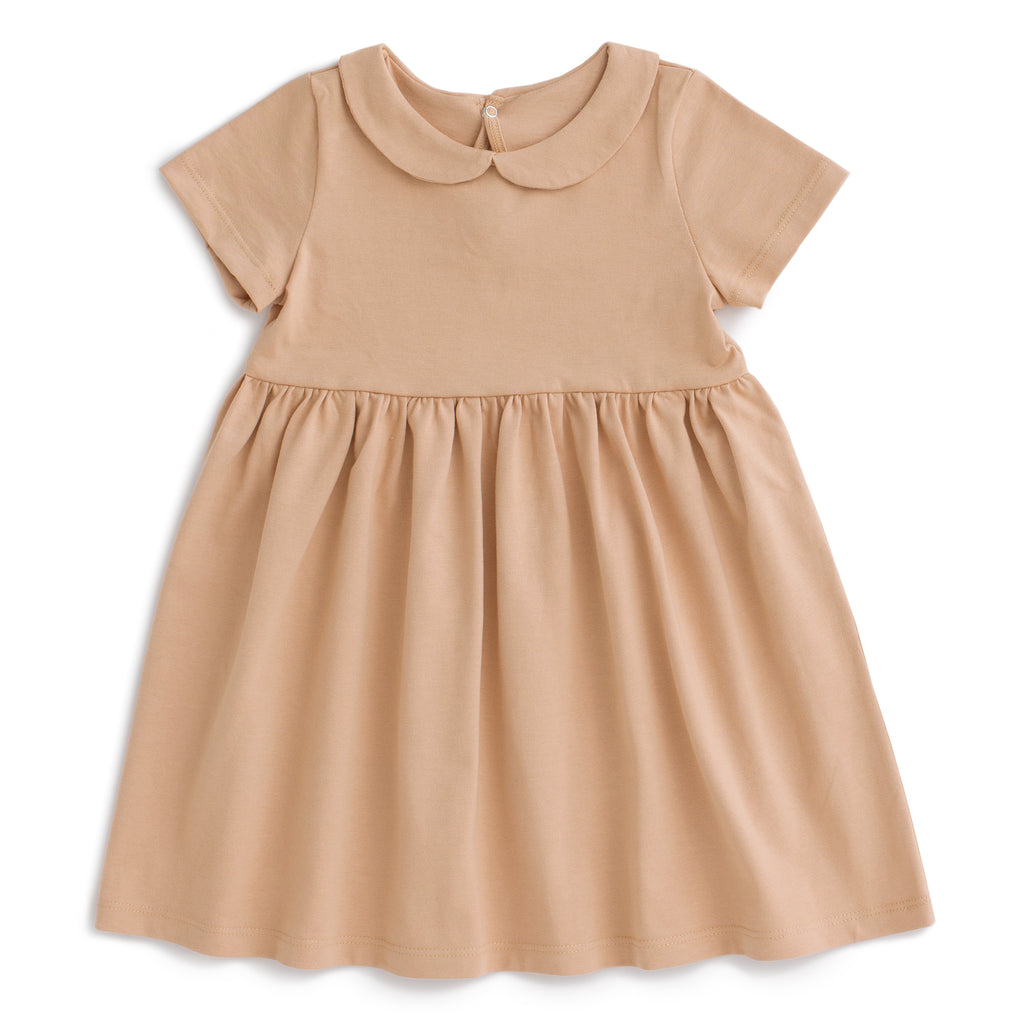 Chelsea Dress - Solid Camel