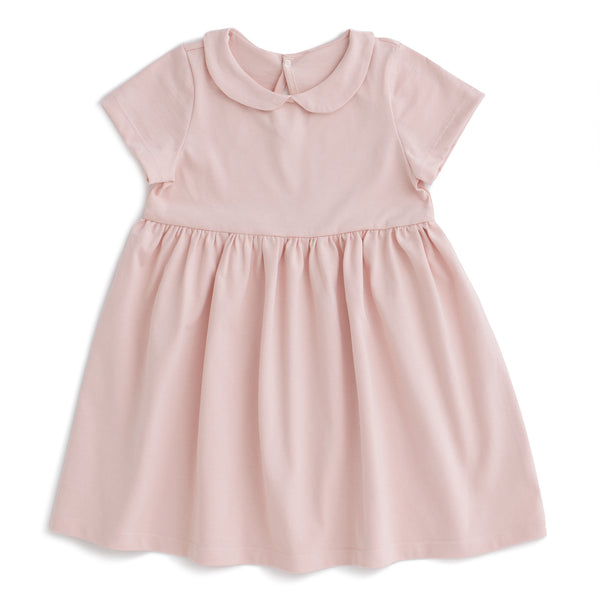 Chelsea Dress - Solid Pink
