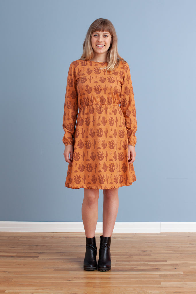 Women's Cambridge Dress - Cactus Caramel