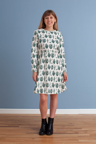 Women's Cambridge Dress - Cactus Green