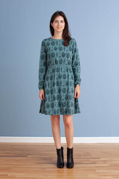 Women's Cambridge Dress - Cactus Teal