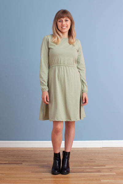 Women's Cambridge Dress - Solid Sage