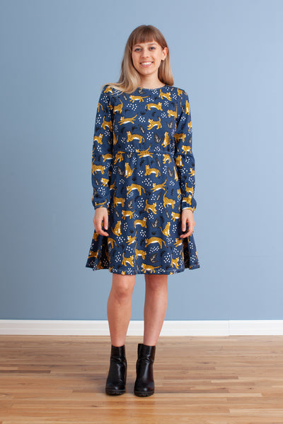 Women's Cambridge Dress - Wildcats Navy