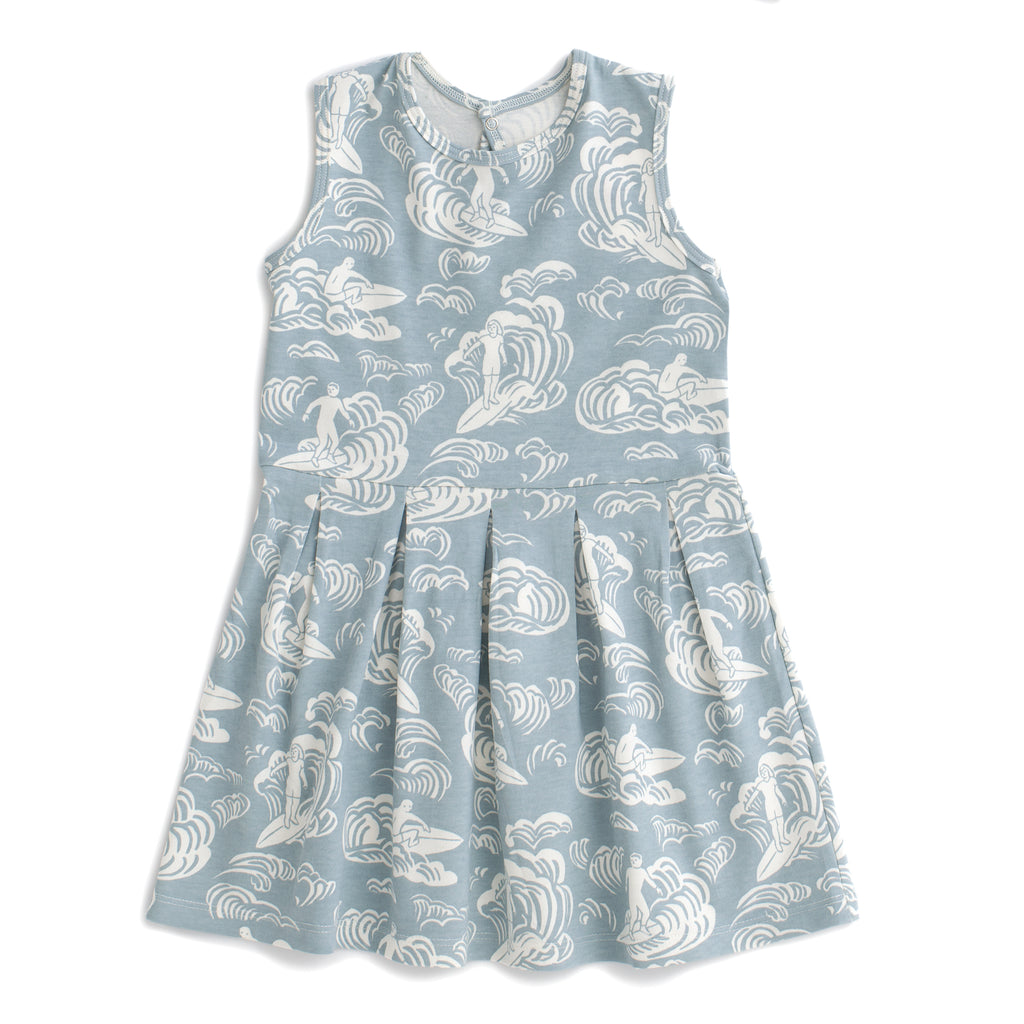 Essex Dress - Surfers Pale Blue