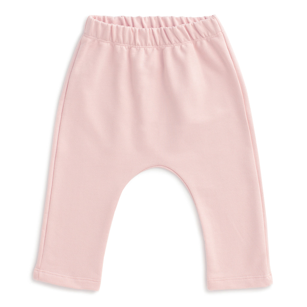 Harem Pants - Solid Pink