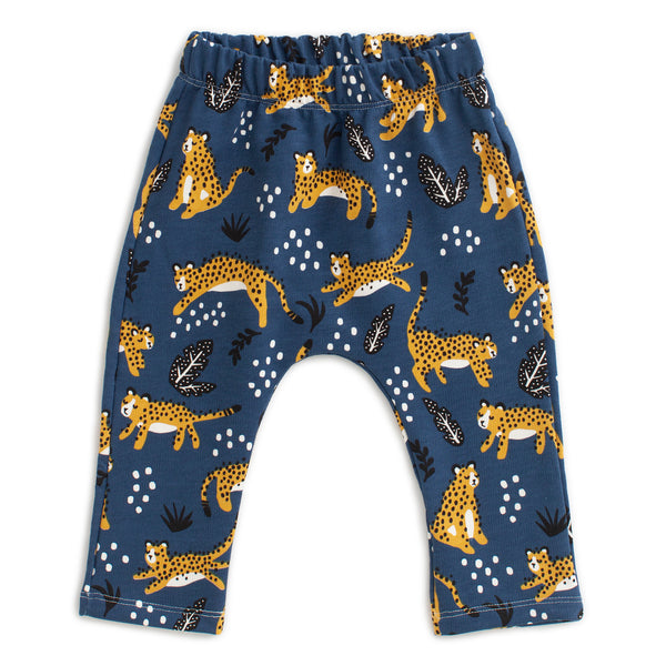 Harem Pants - Wildcats Navy