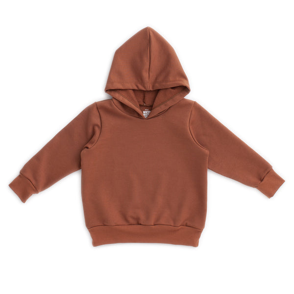 Hoodie - Solid Chesnut