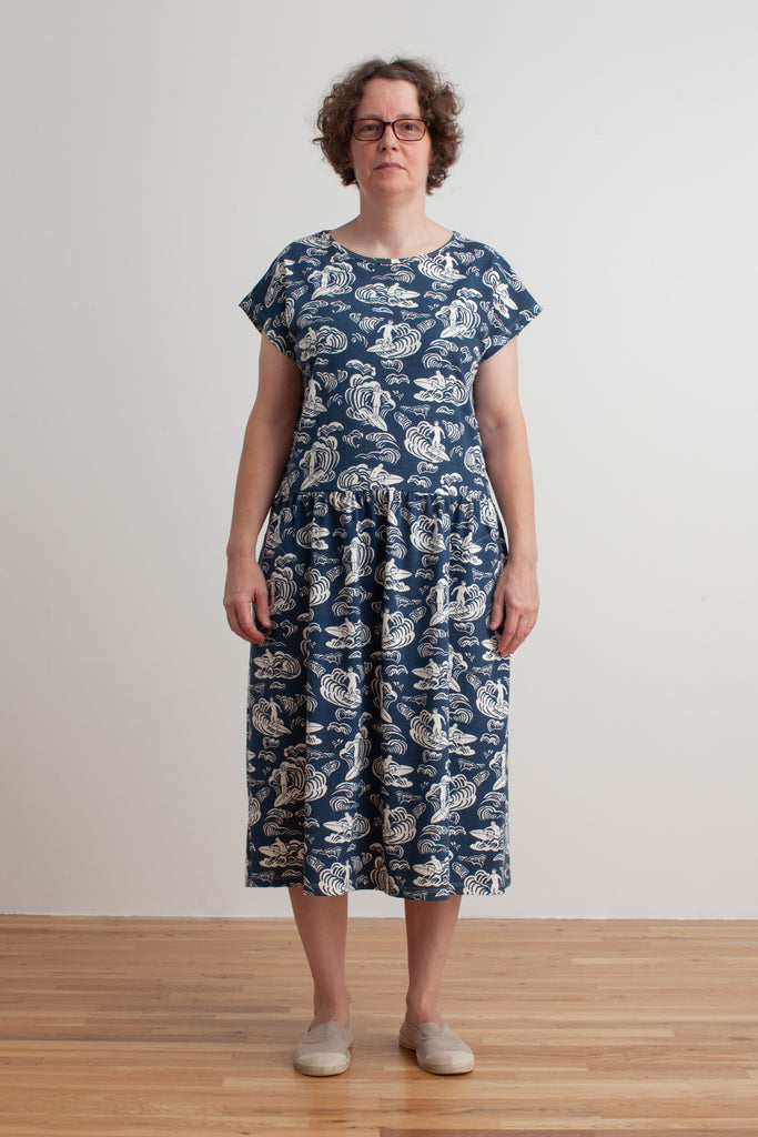 Women's Idaho Dress - Surfers Navy