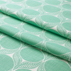 Belgian Linen - June Leaf Mint