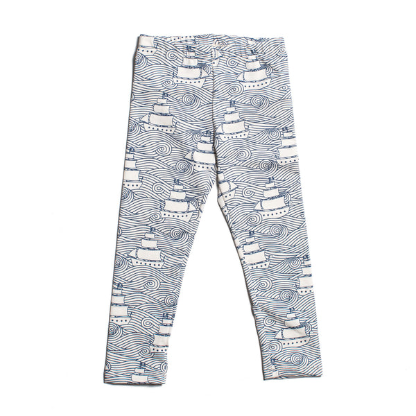 Leggings - High Seas Navy