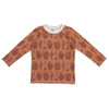 Long-Sleeve Tee - Cactus Caramel