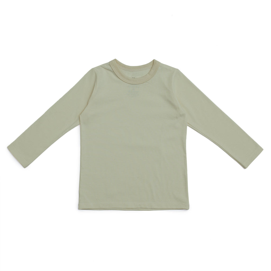Long-Sleeve Tee - Solid Sage
