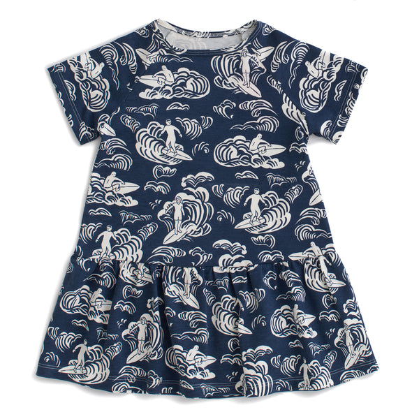 Milwaukee Dress - Surfers Navy