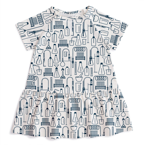 Milwaukee Dress - Chemistry Navy
