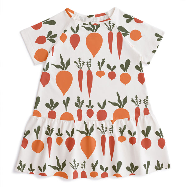 Milwaukee Dress - Root Vegetables Natural