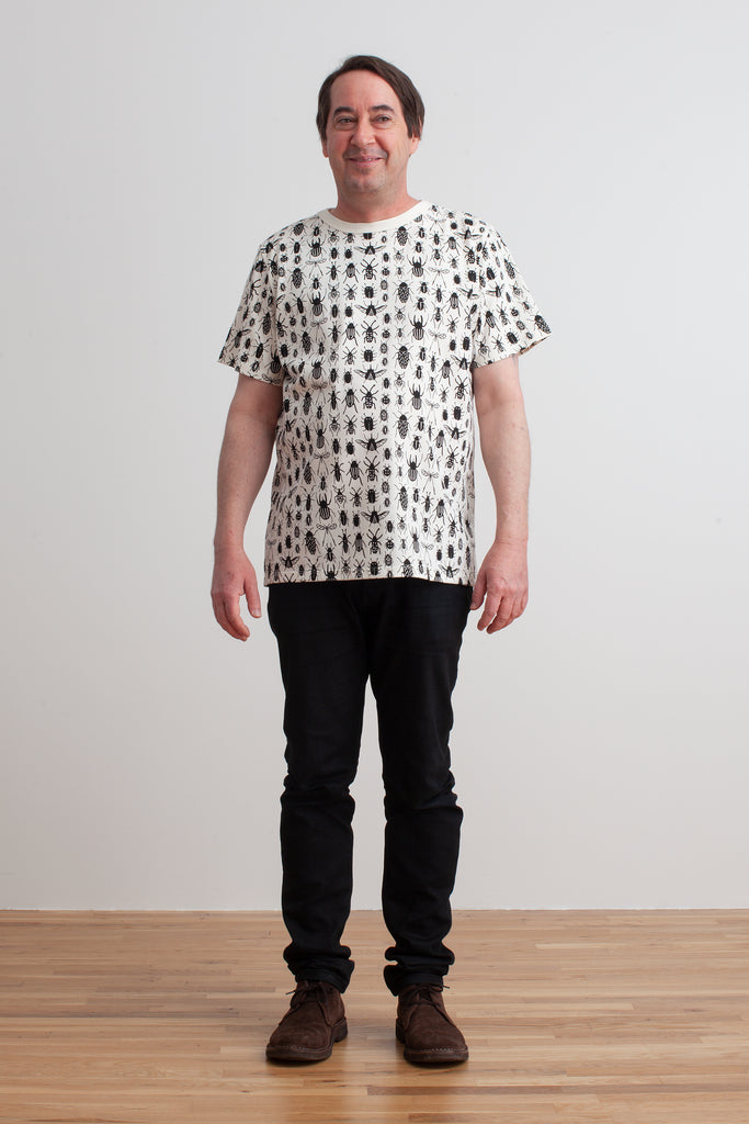 Mason Tee - Bug Collection Black