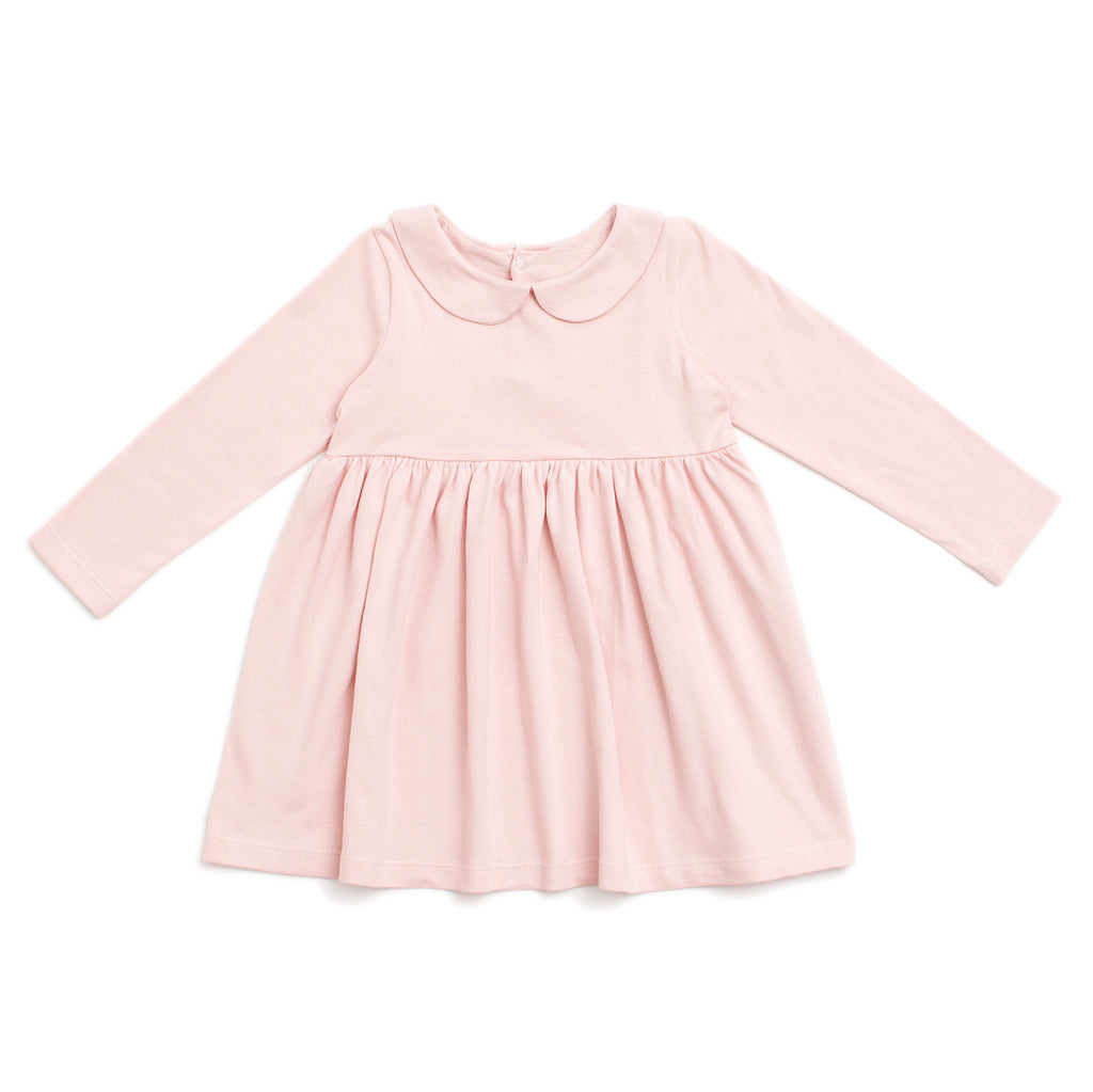 Nashville Dress - Solid Pink