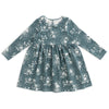 Nashville Dress - Fairies Teal