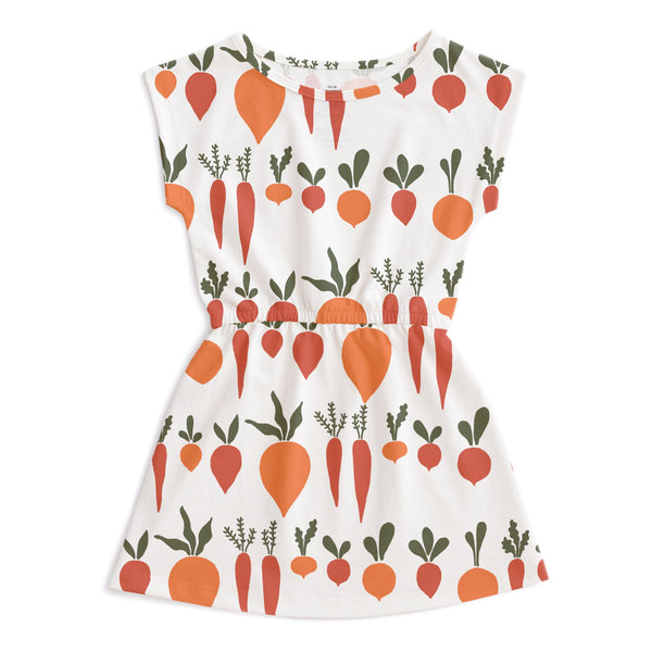 Sierra Dress - Root Vegetables Natural