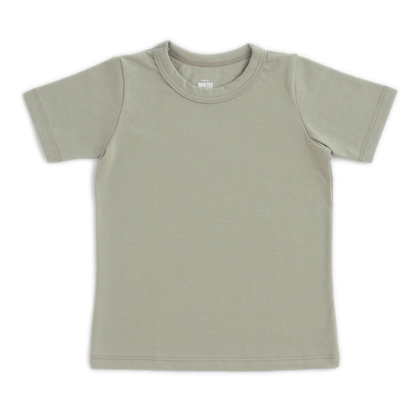 Short Sleeve Tee - Solid Sage