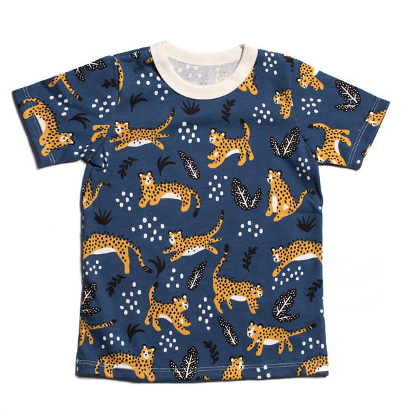 Short Sleeve Tee - Wildcats Navy