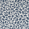 Chicago Dress - Oak Leaves Navy