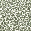 Chicago Dress - Oak Leaves Forest Green