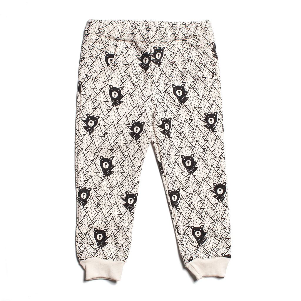 Sweatpants - Bears Black