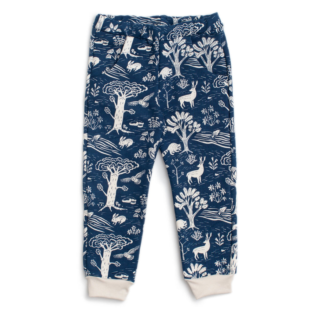 Sweatpants - In The Forest Navy