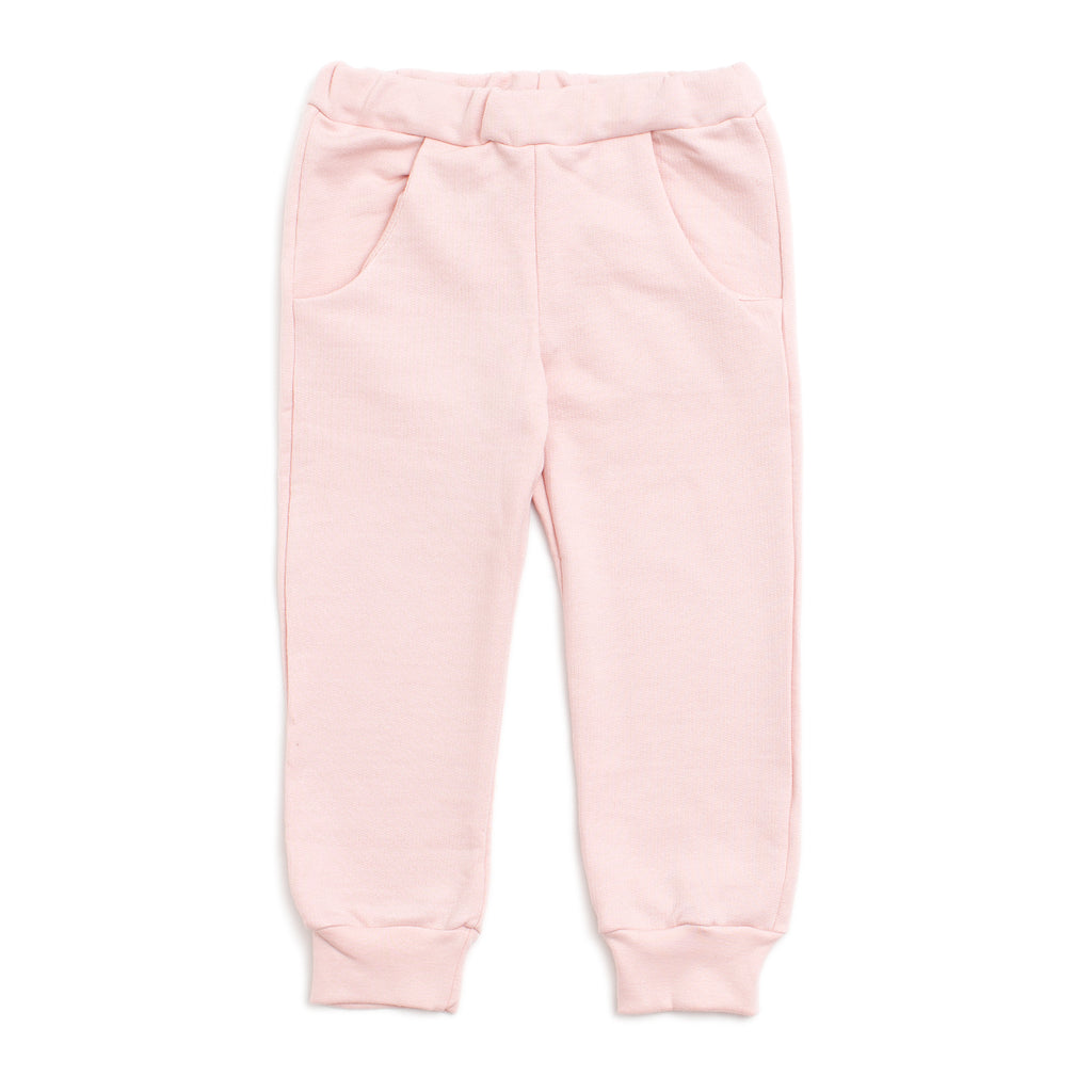 Sweatpants - Solid Pink