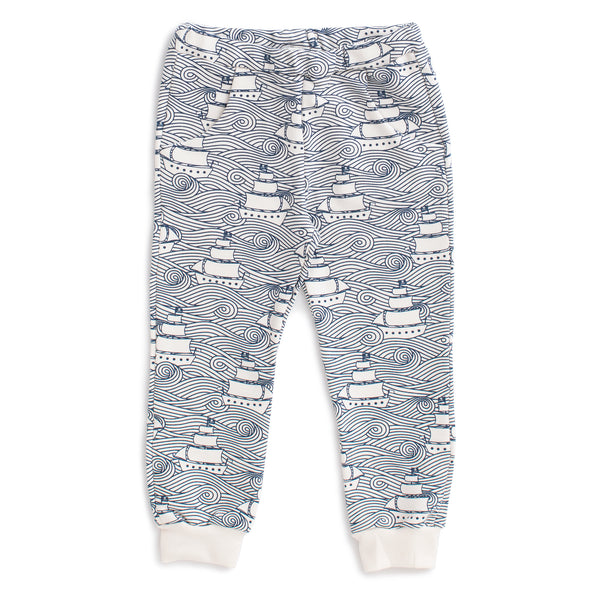 Sweatpants - High Seas Navy