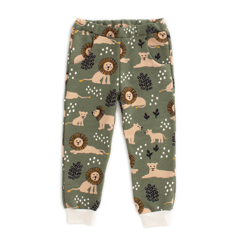Sweatpants - Lions Forest Green