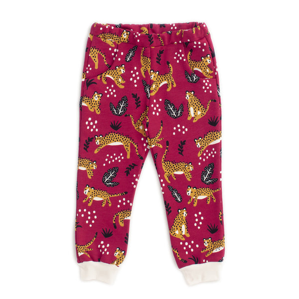Sweatpants - Wildcats Plum