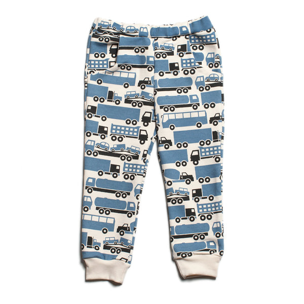 Sweatpants - Big Rigs Blue