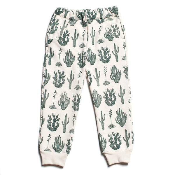 Sweatpants - Cactus Green