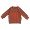 Sweatshirt - Carrots Chestnut