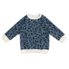 Sweatshirt - Elderberry Night Sky & Slate Blue