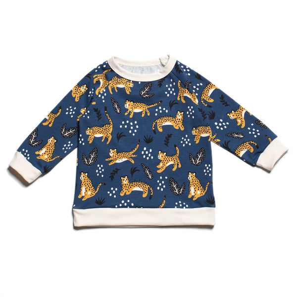 Sweatshirt - Wildcats Navy