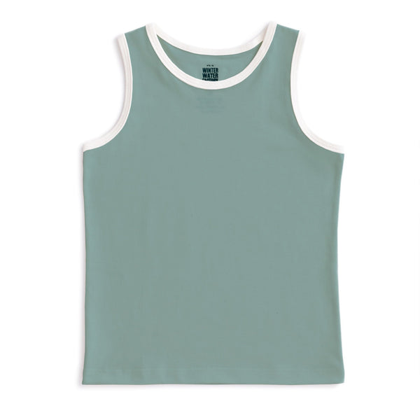 Tank Top - Surf Blue