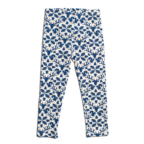 Leggings - Animal Kingdom Navy