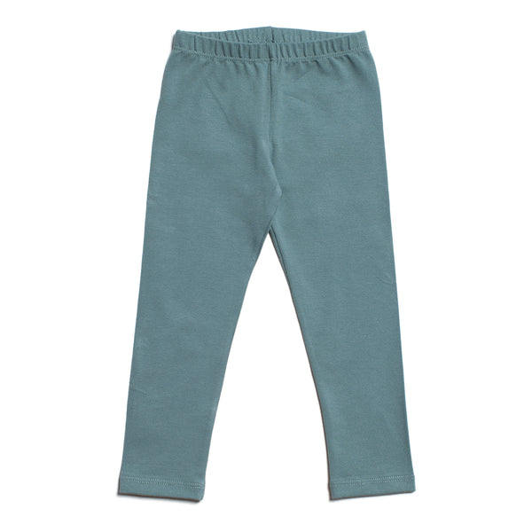 Baby Leggings - Solid Teal