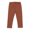 Baby Leggings - Solid Chestnut