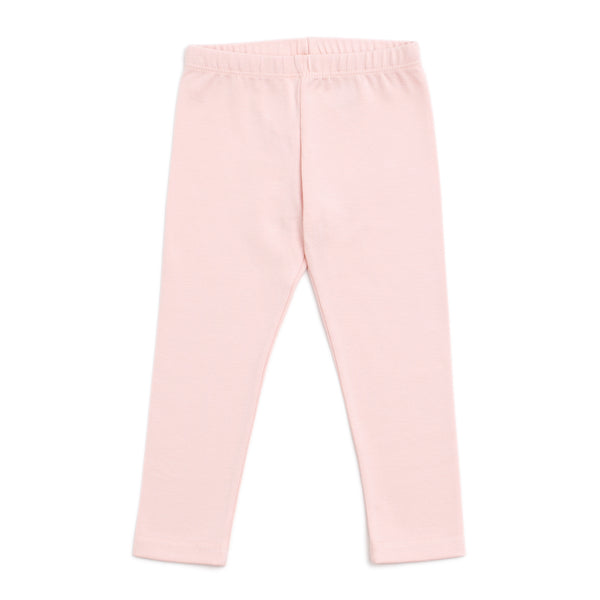 Baby Leggings - Solid Pink