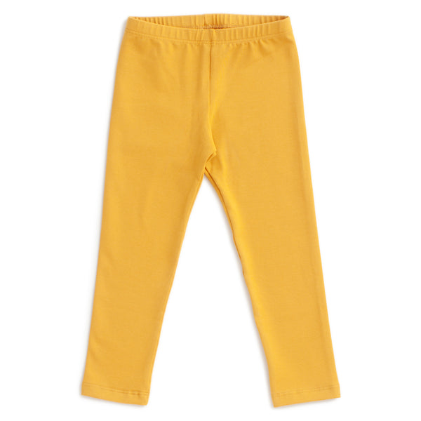 Leggings - Solid Ochre