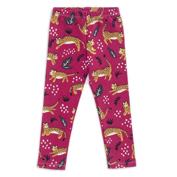 Baby Leggings - Wildcats Plum