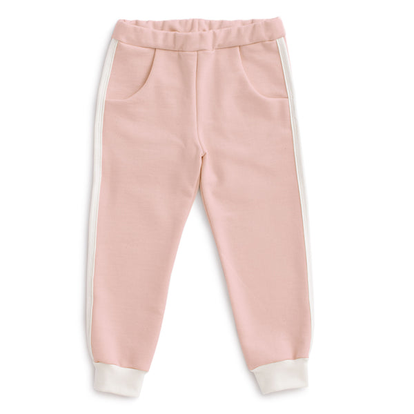 Track Pants - Solid Pink