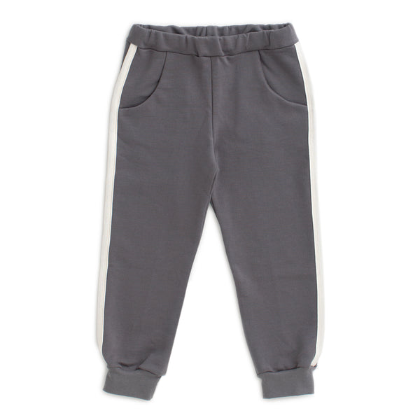 Track Pants - Solid Charcoal