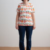 Women's Glasgow Top - Root Vegetables Natural